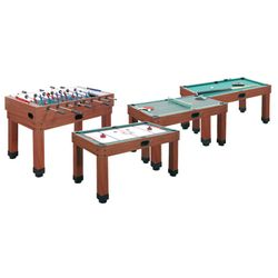 Garlando Multi Pro (9 Games in 1) Telescopic Table
