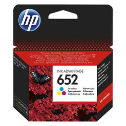 HP 652 Tri-Color F6V24AE