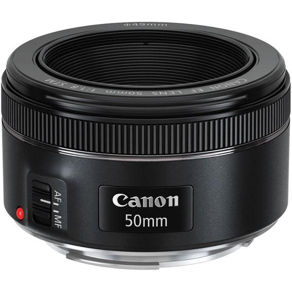 Canon EF 50mm f1.8 STM