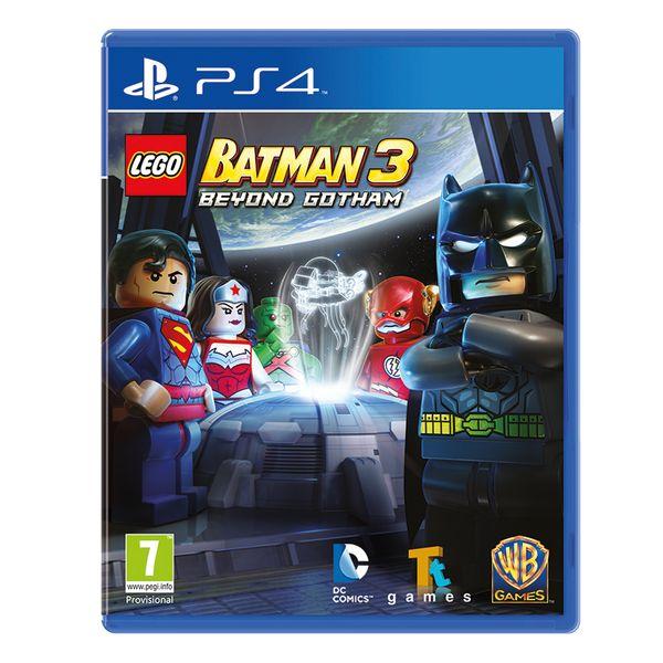 Warner Lego Batman 3 Beyond Gotham