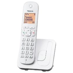 Panasonic KXTGC210GRW White