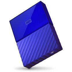 WD My Passport 1TB Noble Blue