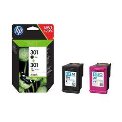 HP 301 Combo Pack (N9J72AE)