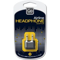 Go Travel Βύσμα Ήχου Ακουστικών Διπλό