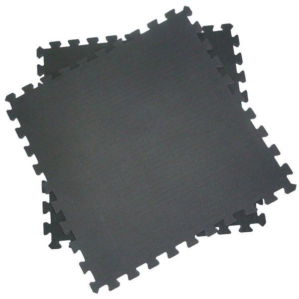 Toorx Δάπεδο 4 Τεμαχίων Ματ-60 61x61x1.2cm