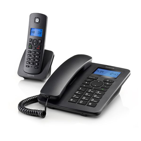 Motorola Set C4201 Black