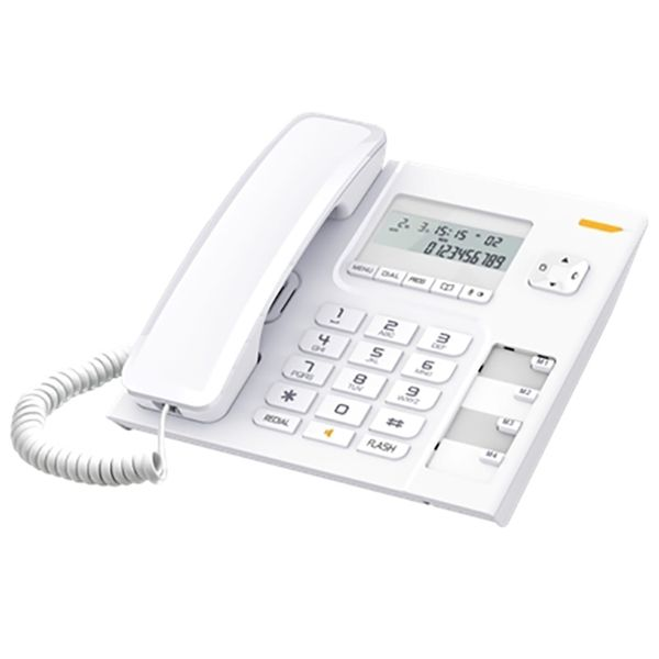 Alcatel  Temporis T-56 CID White