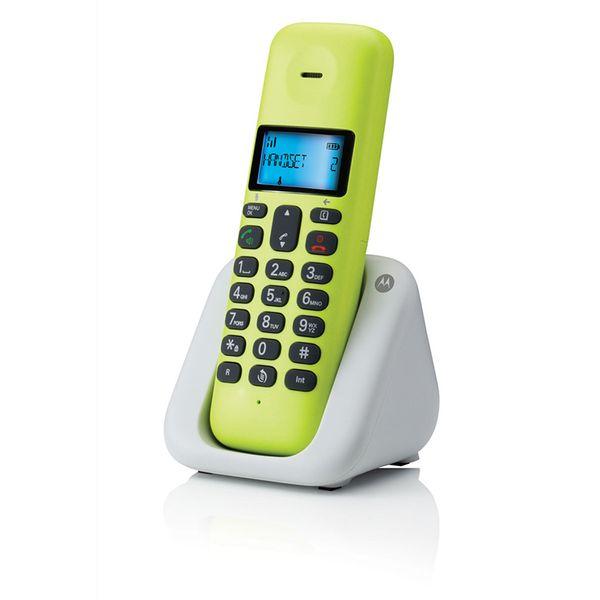 Motorola  T301 Lime Lemon