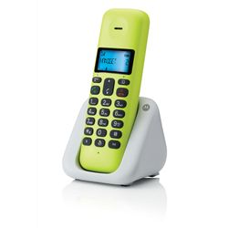 Motorola T301 Lime Lemon