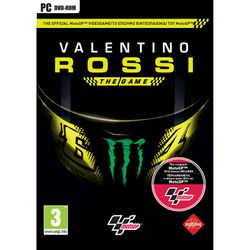 Milestone Valentino Rossi The Game