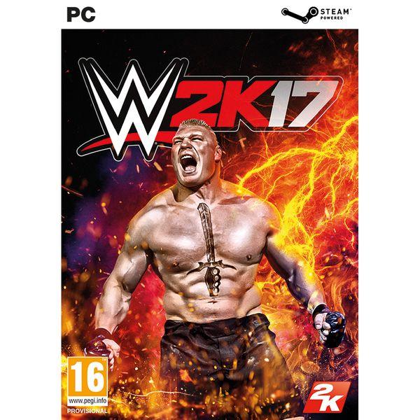 Take Two WWE 2K17