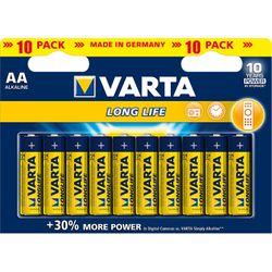 Varta 10x AA Longlife LR6