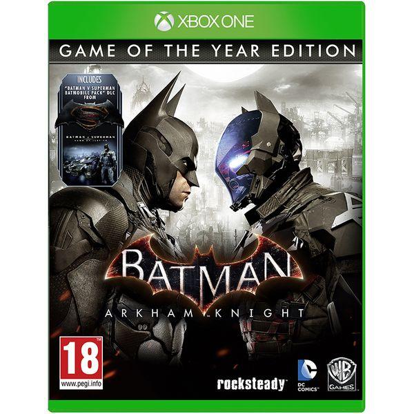 Warner Batman Arkham Knight GOTY Edition