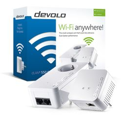 Devolo WiFi Starter Kit 550