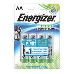 Energizer Eco Advance AA 4τμχ