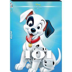 101 Σκυλιά Της Δαλματίας DVD