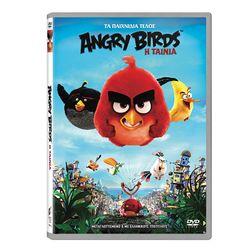 Angry Birds Η Ταινία DVD