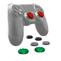 Trust Thumb Grips 8-pack
