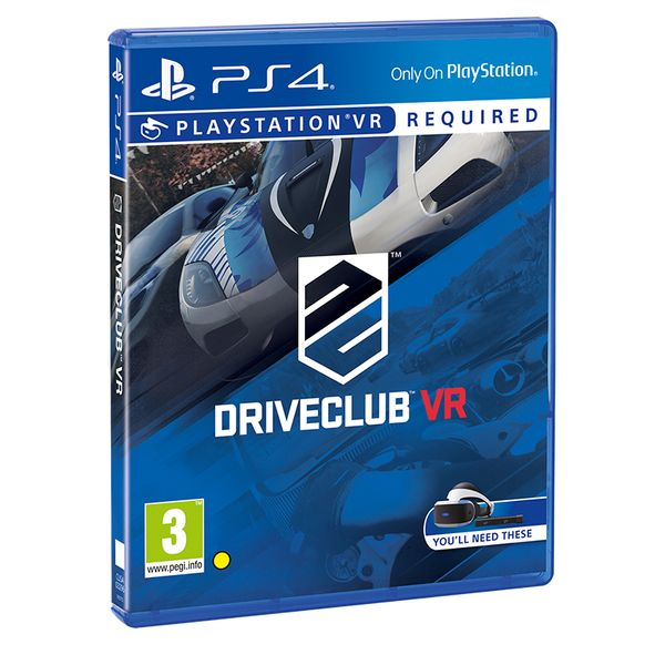 Sony Driveclub VR