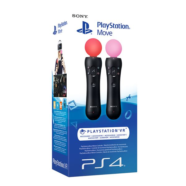 Sony Playstation Move Twin Pack