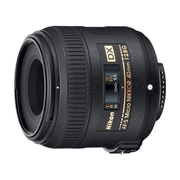Nikon 40mm AFS DX Micro