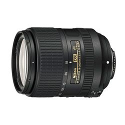 Nikon 18-300mm AFS ED DX VR