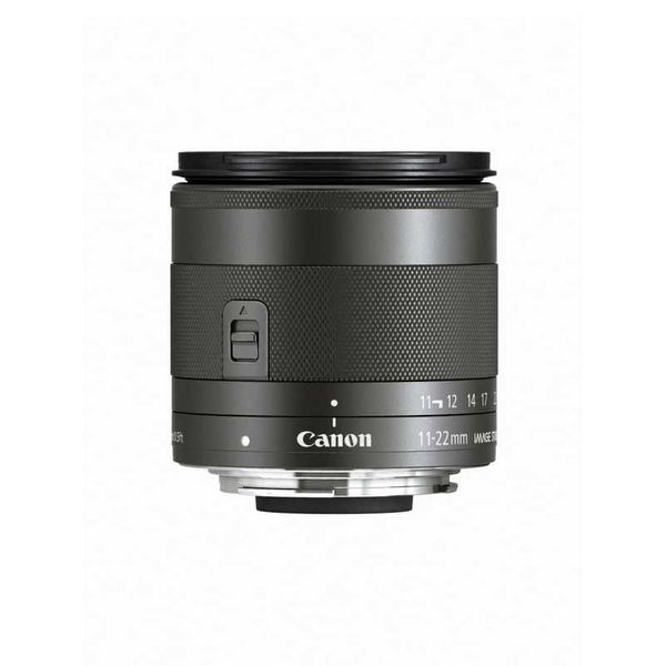 Canon EF-M 11-22mm IS STM