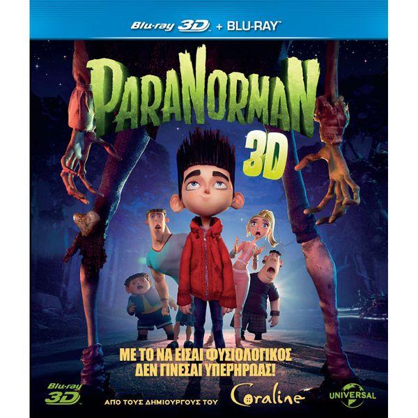 ParaNorman BluRay 3D