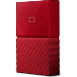"WD My Passport 1TB 2.5"" Red"