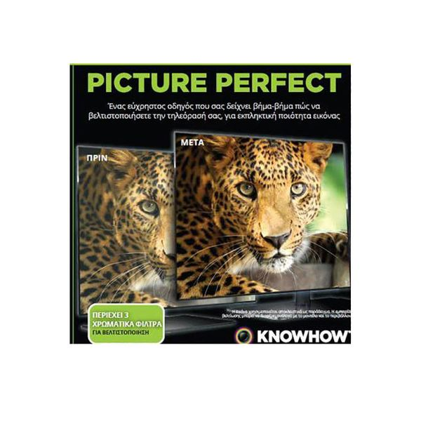 Picture Perfect Calibration TV BluRay/DVD