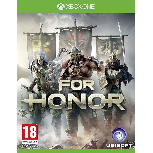 Ubisoft For Honor Standard Edition