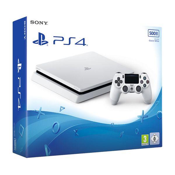 Sony 500GB Slim White