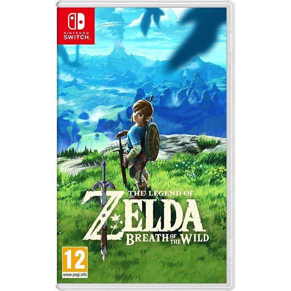 Nintendo The Legend of Zelda Breath of the Wild