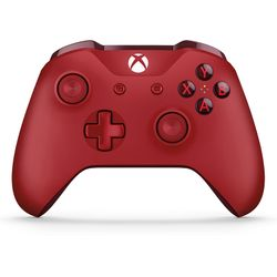 Microsoft Xbox One Red Wireless