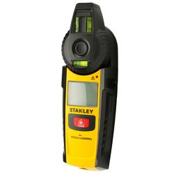 Stanley 0-77-260 Ανιχνευτής Καλωδίων & Αλφάδι Laser