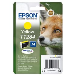 Epson T1284 Yellow (C13T12844012)