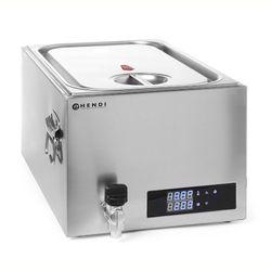 Hendi 225448 Μηχανή Μαγειρέματος Sous Vide Επαγγελματικής Χρήσης