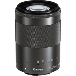 Canon EFM 55-200 IS STM