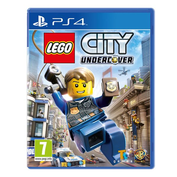 Warner Lego City Undercover