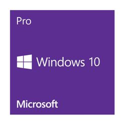 Microsoft Windows 10 Pro 64Bit English