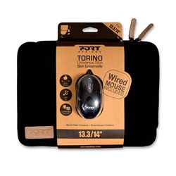 Port 10-12'' Sleeve & Mouse