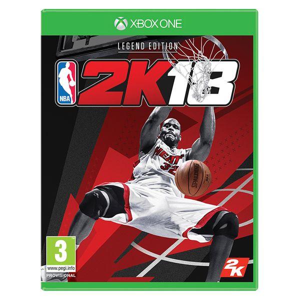 Take Two NBA 2K18 Shaq Legend Edition
