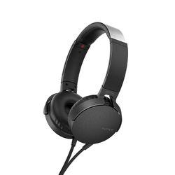 Sony MDRXB550APB Black
