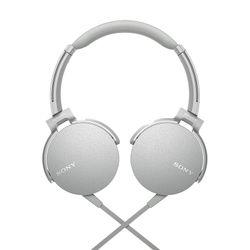 Sony MDRXB550APW White