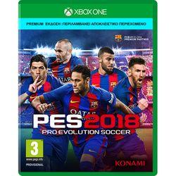 Konami Pro Evolution Soccer 2018 D1 GR