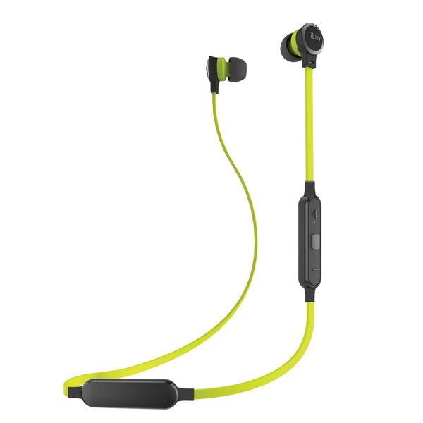 iLuv Neon Air Green Bluetooth