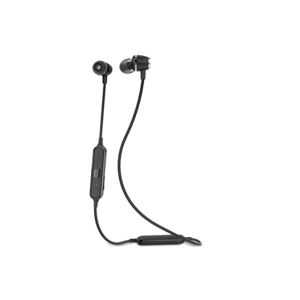 iLuv Metal Forge Air V2 Black Bluetooth