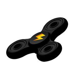 Tribe Fidget Spinner Flash