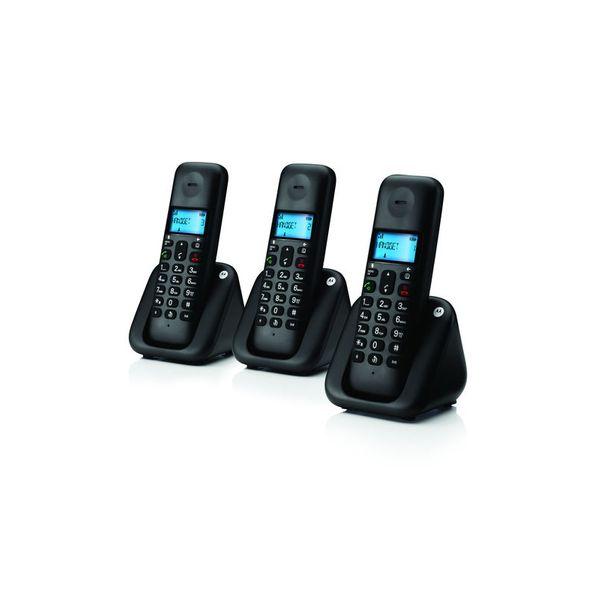 Motorola T303B Black