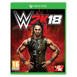 Take Two WWE 2K18 Standard Edition